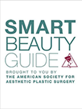 smart beauty guide magazine cover
