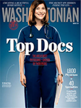 top docs magazine cover